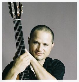 Olivier Roman Garcia artiste les guitares du coeur