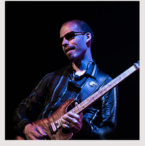 pascal vigne artiste les guitares du coeur