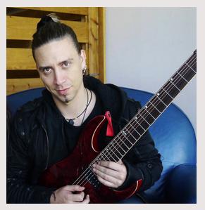 stéphan forté artiste les guitares du coeur