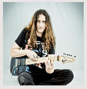 thomas bressel artiste les guitares du coeur